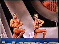 Выступление на шоу «Звезда планеты фитнес» 1999г