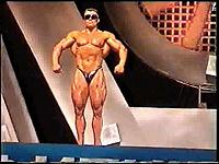 Выступление на шоу «Звезда планеты фитнес» 1999г.