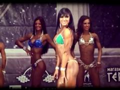 Репортаж  с Кубка Вишневского по бодибилдингу и фитнес-бикини
